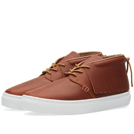 Clear Weather One-O-One Sneaker (Brown)