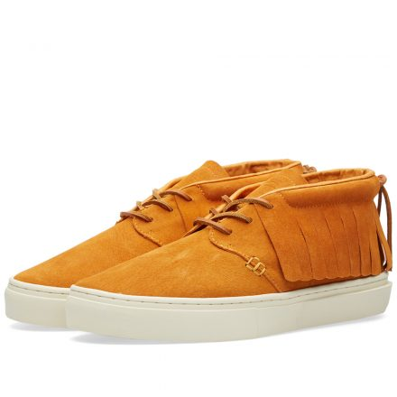 Clear Weather One-O-One Sneaker (Orange)