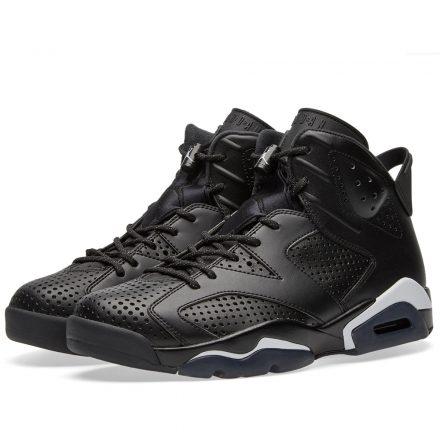 Nike Air Jordan 6 Retro (Black)