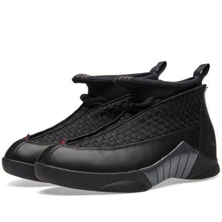 Nike Air Jordan 15 Retro (Black)