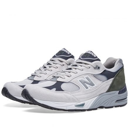 New Balance M991WGN - Made in England (White)