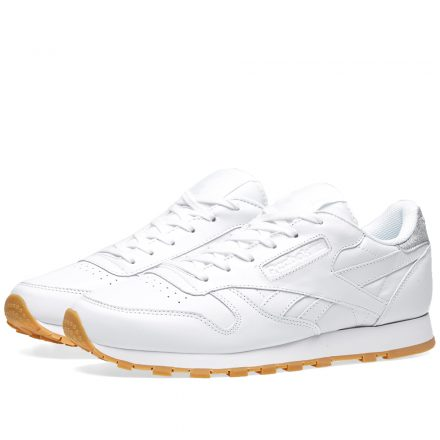 Reebok Women's Classic Leather 'Diamond' (White)