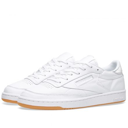 Reebok Women's Club C 85 'Diamond' (White)