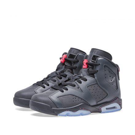 Nike Air Jordan 6 Retro GS (Black)