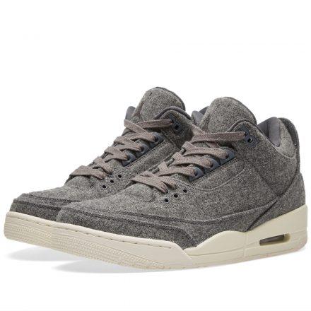 Nike Air Jordan 3 Retro Wool (Grey)