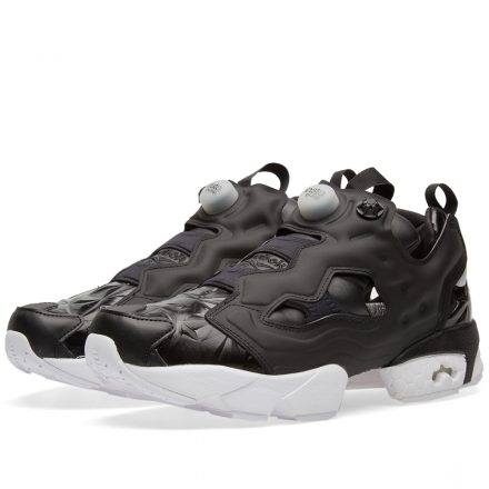 Reebok Women's Instapump Fury Hype (Black)