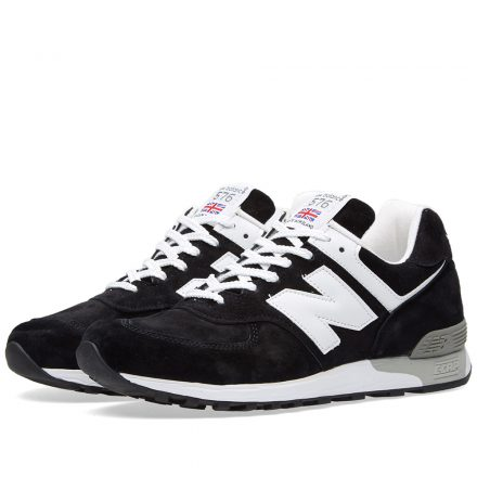 New Balance M576KGS - Made In England (Black)