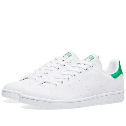 Adidas Women's Stan Smith Reflective W (White)