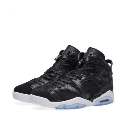 Nike Air Jordan 6 Heiress GG (Black)