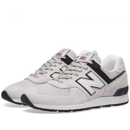 New Balance M576PGW - Made in England (White)