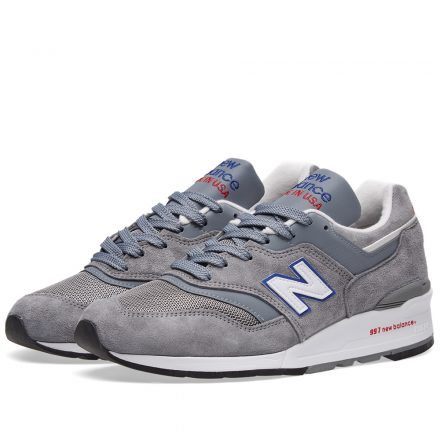 New Balance M997CNR - Made in the USA (Grey)