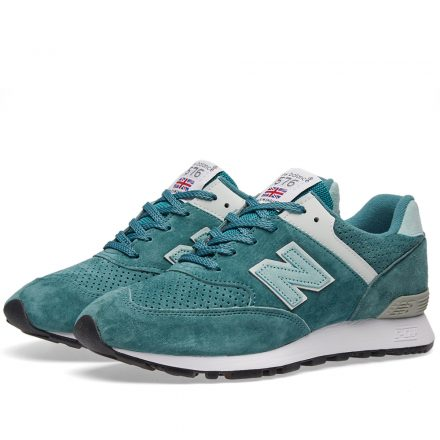 New Balance W576PMM - Made in England (Green)
