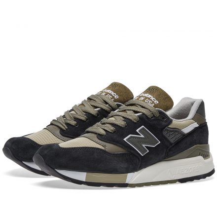 New Balance M998CTR - Made in the USA (Black)