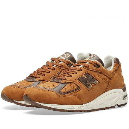 New Balance M990DVN2 - Made in the USA (Brown)