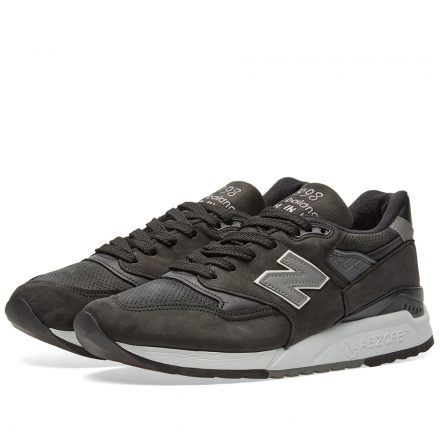 New Balance M998DPHO - Made in the USA (Black)
