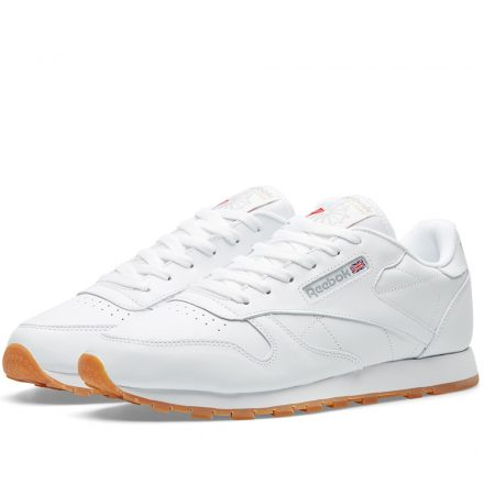Reebok Women's Classic Leather (White)
