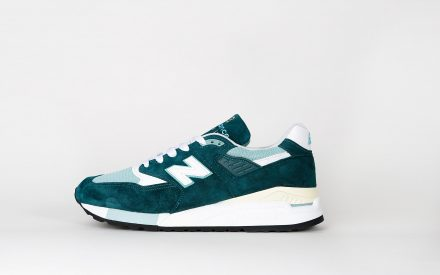 New Balance M 998 CSAM Green/White