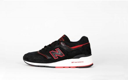 New Balance M997 DEXP Black/Red