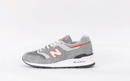 New Balance M997 CHT Grey/Oranje