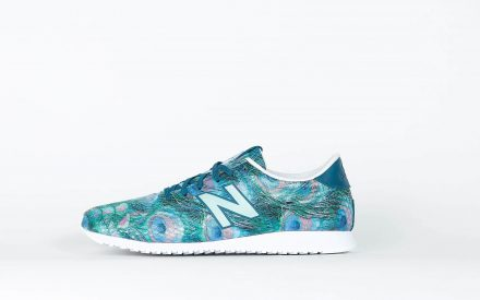 """New Balance WL420 DPE """"Feather Graphic"""" Green"""