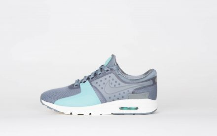 Nike Wmns Air Max Zero Cool Grey/Cool Grey Sail Washed Teal