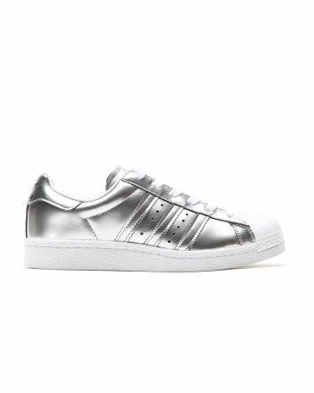 adidas Superstar Boost W (zilver)