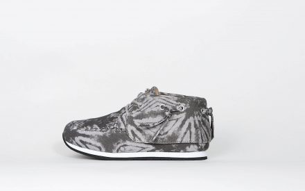 Akid Stone Grey Tiger Camo Canvas