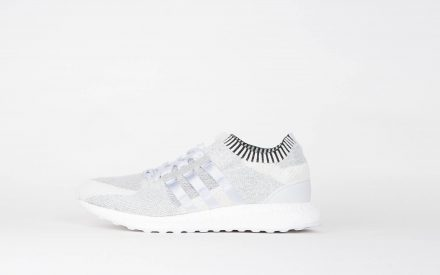 Adidas Equipment Support Ultra Primeknit Vintage White S15-ST/Ftwr White/Core Black UK 7.5 | EU 41 1/3