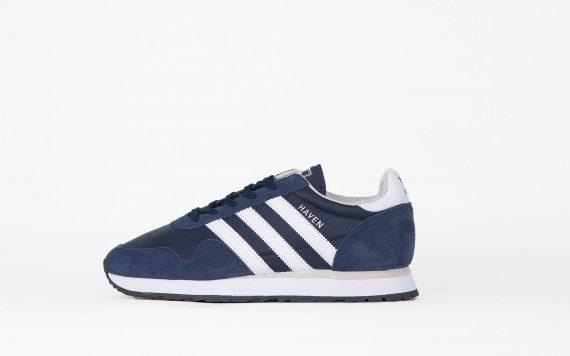 Adidas Haven Collegiate Navy blauw/Running White/Clear Granite UK 7 | EU 40 2/3