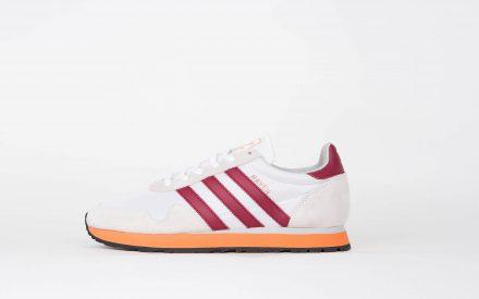 Adidas Haven Footwear White/Collegiate Bordeaux roody/Easy Oranje