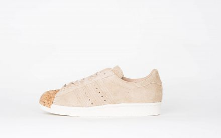 Adidas Superstar 80s Cork W St Pale Nude F13/St Pale Nude F13/Off White UK 4.5 | EU 37 1/3