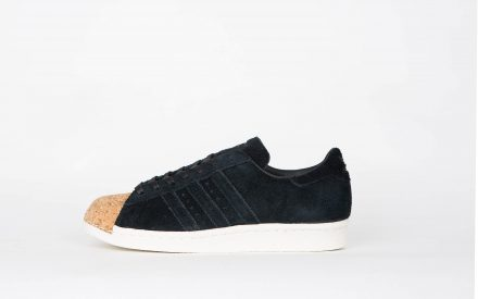 Adidas Superstar 80s Cork W Core Black/Core Black/Off White
