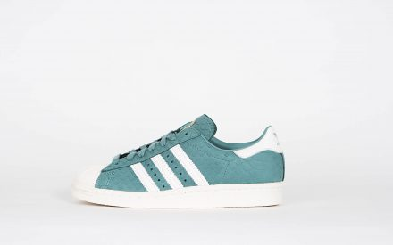 Adidas Superstar 80s W Vapour Steel/Off White/Off White