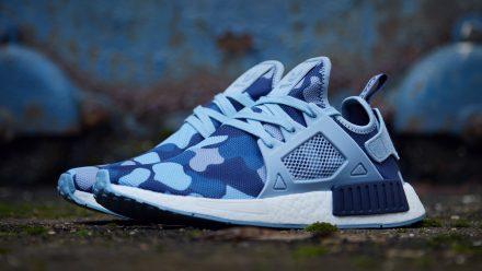 Adidas Women's NMD_XR1 W (Blue)