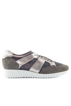 Hogl Sneaker suede (Grijs)