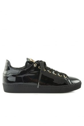 Hogl Sneaker lakleer (Zwart)