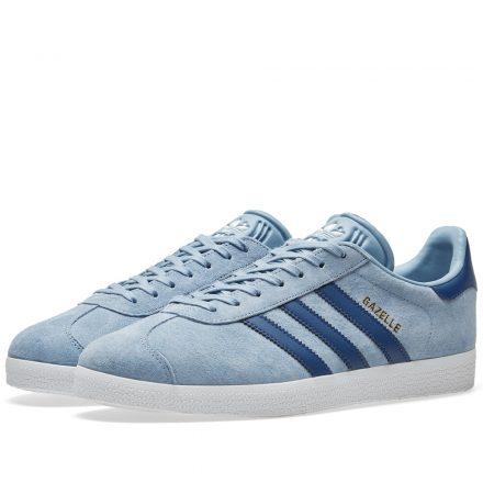Adidas Women's Gazelle W (Blue)