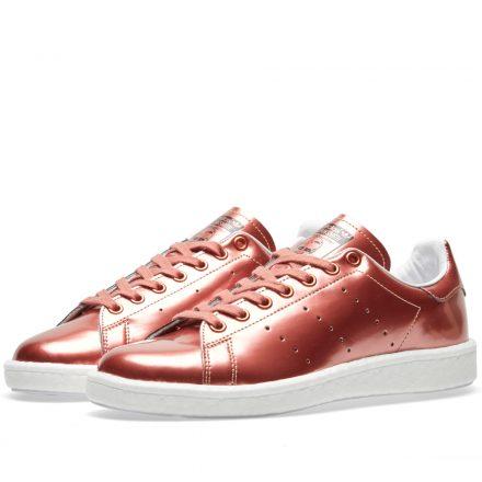 Adidas Women's Stan Smith Boost W (Gold)