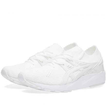Asics Gel Kayano Knit (White)