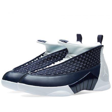 Nike Air Jordan 15 Retro (White)