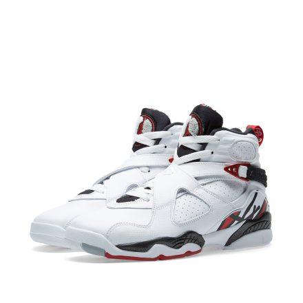 Nike Air Jordan 8 Retro BG (White)