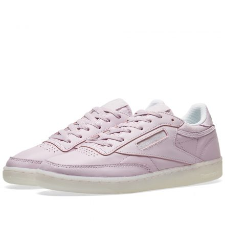 Reebok Women's Club C 85 'On The Court' (Purple)