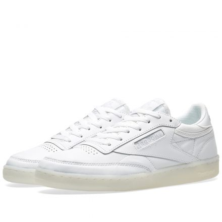 Reebok Women's Club C 85 'On The Court' (White)