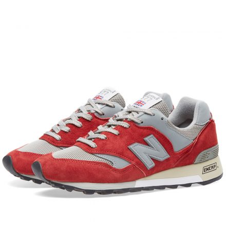 New Balance M577PSG - Made in England (Red)