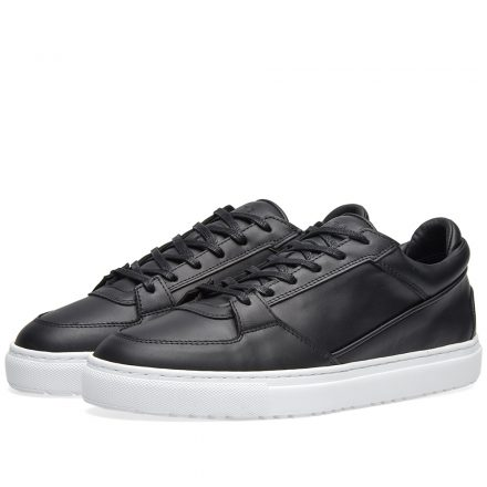 ETQ. Low Top 3 Sneaker (Black)