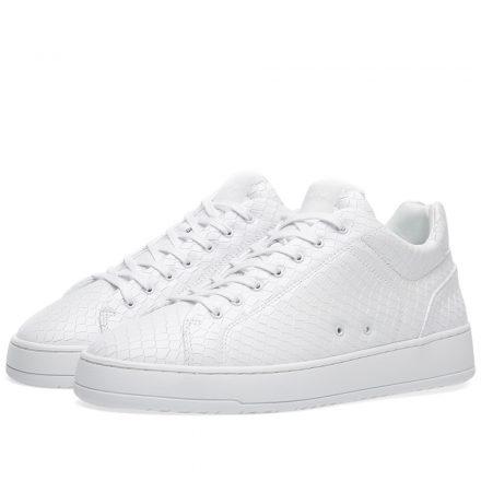 ETQ. Low Top 4 Sneaker (White)
