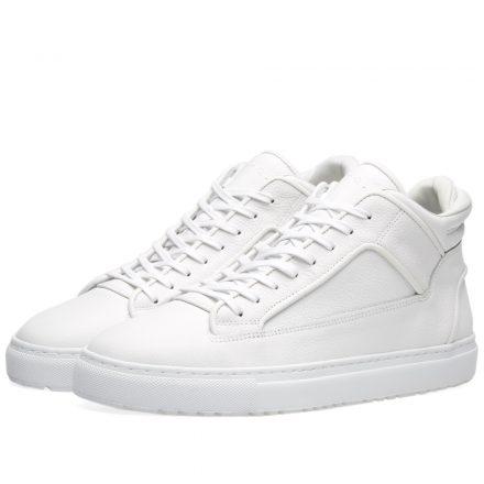 ETQ. Mid Top 2 Sneaker (White)