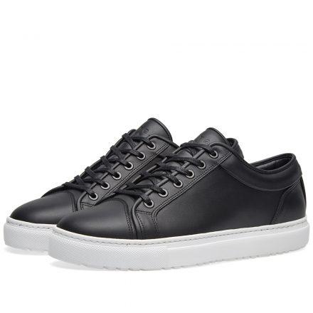 ETQ. Low Top 1 Rugged Sneaker (Black)