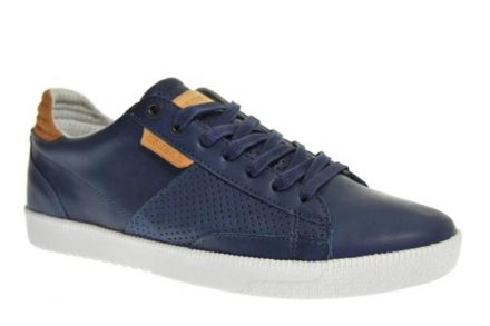 O'Neill Mutant Low Leather (Donkerblauw)