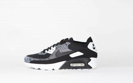 Nike Air Max 90 Ultra 2.0 Flyknit Black/Black White